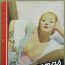Cine: AAD40 IDA LUPINO REVISTA ESPAÑOLA CINEGRAMAS MARZO 1935 Nº 28. Lote 191619921