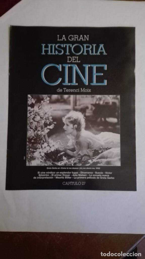LA GRAN HISTORIA DEL CINE CAPÍTULO 27 (Cine - Revistas - La Gran Historia del cine)