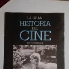 Cine: LA GRAN HISTORIA DEL CINE CAPÍTULO 27. Lote 191619973