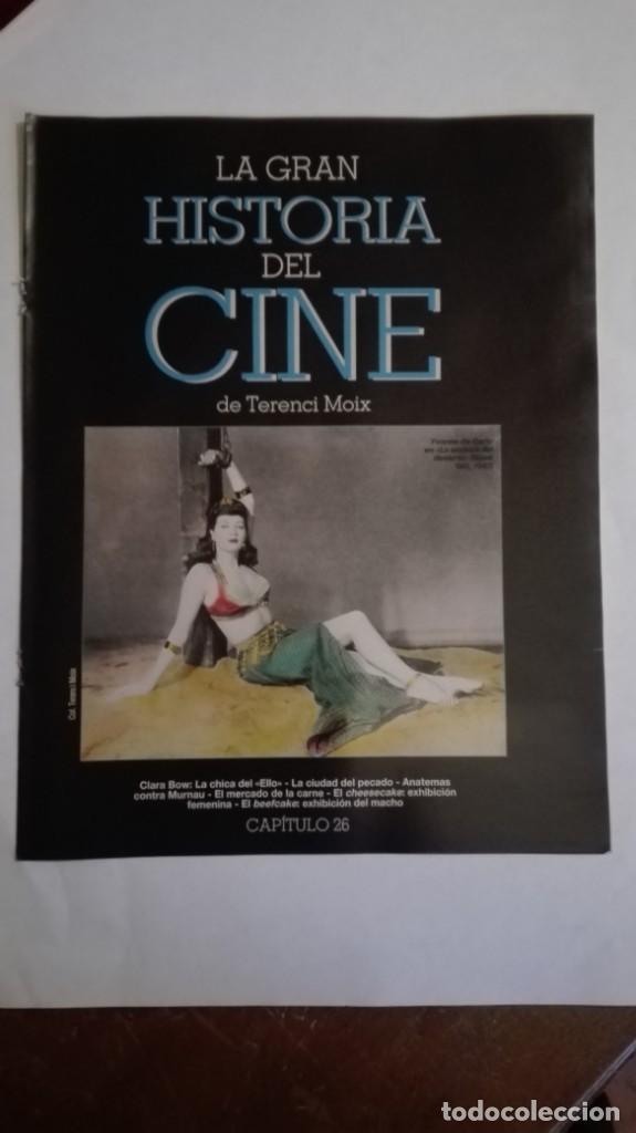 LA GRAN HISTORIA DEL CINE CAPÍTULO 26 (Cine - Revistas - La Gran Historia del cine)