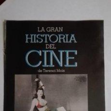 Cine: LA GRAN HISTORIA DEL CINE CAPÍTULO 26. Lote 191620277