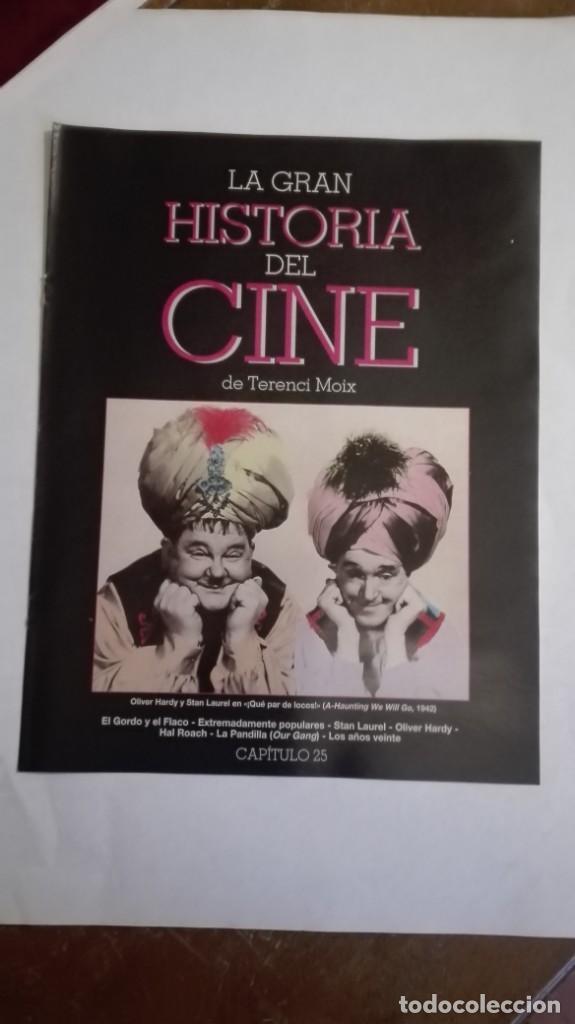 LA GRAN HISTORIA DEL CINE CAPÍTULO 25 (Cine - Revistas - La Gran Historia del cine)