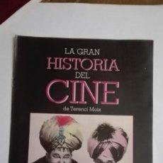 Cine: LA GRAN HISTORIA DEL CINE CAPÍTULO 25. Lote 191620575