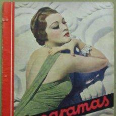 Cine: AAD43 KATHLEEN BURKE REVISTA ESPAÑOLA CINEGRAMAS ABRIL 1935 Nº 31. Lote 191620642