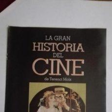 Cine: LA GRAN HISTORIA DEL CINE CAPÍTULO 24. Lote 191620801