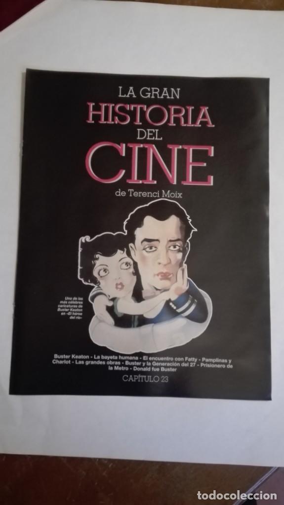 LA GRAN HISTORIA DEL CINE CAPÍTULO 23 (Cine - Revistas - La Gran Historia del cine)