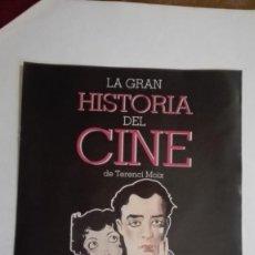 Cine: LA GRAN HISTORIA DEL CINE CAPÍTULO 23. Lote 191621068