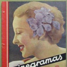 Cine: AAD45 ANNA LEE REVISTA ESPAÑOLA CINEGRAMAS ABRIL 1935 Nº 33. Lote 191621080