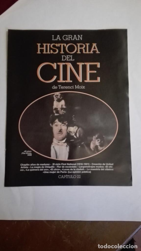 LA GRAN HISTORIA DEL CINE CAPÍTULO 22 (Cine - Revistas - La Gran Historia del cine)