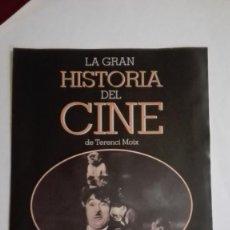 Cine: LA GRAN HISTORIA DEL CINE CAPÍTULO 22. Lote 191621265