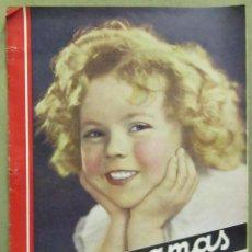 Cine: AAD48 SHIRLEY TEMPLE REVISTA ESPAÑOLA CINEGRAMAS JULIO 1935 Nº 43. Lote 191621485