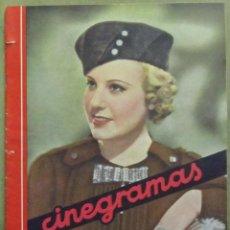 Cine: AAD50 ROSITA DIAZ REVISTA ESPAÑOLA CINEGRAMAS JUNIO 1935 Nº 38. Lote 191622242