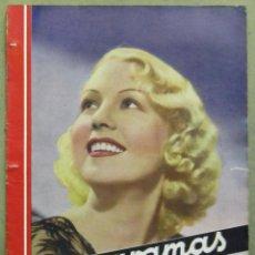 Cine: AAD51 CONSTANCE GODRIDGE REVISTA ESPAÑOLA CINEGRAMAS JUNIO 1935 Nº 39. Lote 191622421