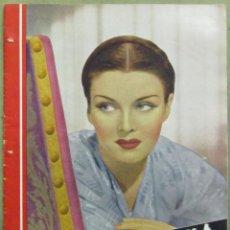 Cine: AAD52 DOLORES CASEY REVISTA ESPAÑOLA CINEGRAMAS JUNIO 1935 Nº 40. Lote 191622536