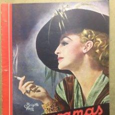 Cine: AAD56 BRIGITTE HELM REVISTA ESPAÑOLA CINEGRAMAS FEBRERO 1935 Nº 22. Lote 191623195