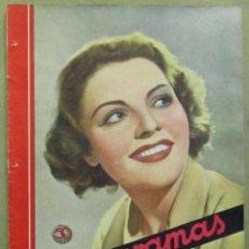 Cine: AAD55 LILIAN BOND REVISTA ESPAÑOLA CINEGRAMAS MAYO 1935 Nº 35. Lote 191623213