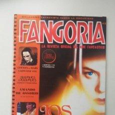 Cine: FANGORIA Nº 8 LOS FANTASMAS Y LA SEÑORA GRACE, AMANDO DE OSSORIO, CINE FANTASTICO. Lote 191632013