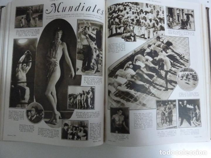 Cine: REVISTAS ENCUADERNADAS EN UN TOMO. CINE MUNDIAL. AÑO 1931 - Foto 4 - 191649211