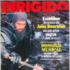 Cinema: DIRIGIDO 85. Lote 191650550