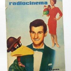 Cine: REVISTA RADIO CINEMA 1959 Nº 469 (FANCISCO RABAL, LA FIEL INFANTERIA, VERA TSCHCHOWA). Lote 191760927