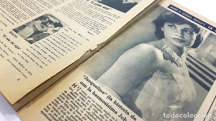 Cine: REVISTA RADIO CINEMA 1959 nº 469 (Fancisco Rabal, La fiel infanteria, Vera Tschchowa) - Foto 5 - 191760927
