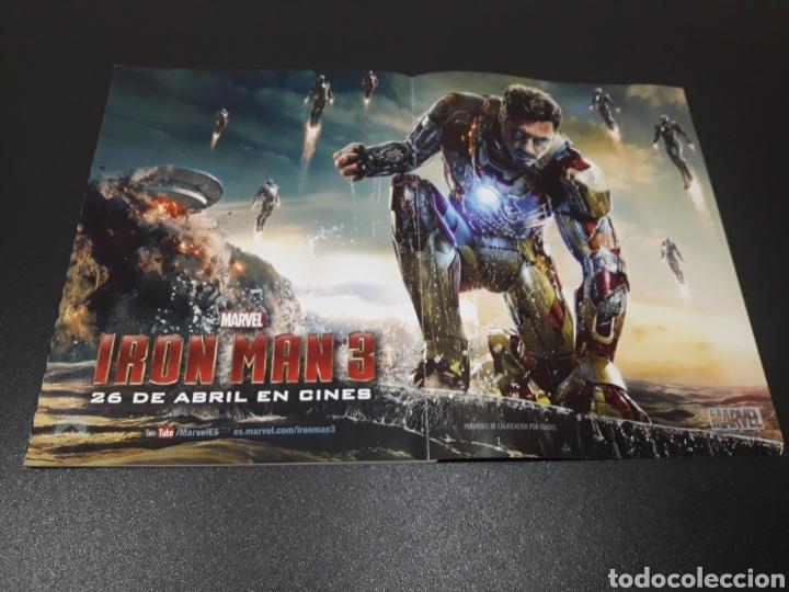 Cine: CINEMANIA N° 211. ABRIL 2013. IRON MAN 3. - Foto 2 - 191771597