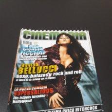 Cine: CINEMANIA N° 145. OCTUBRE 2007. MONICA BELLUCCI.. Lote 191774055