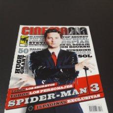 Cine: CINEMANIA N° 139. ABRIL 2007. SPIDER-MAN 3.. Lote 191774597