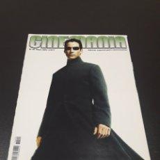 Cine: CINEMANIA N° 92. MAYO 2003. MATRIX.. Lote 191781843