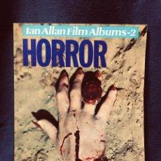 Cine: HORROR IAN ALLAN FILM ALBUMS 2 1971. Lote 192154917