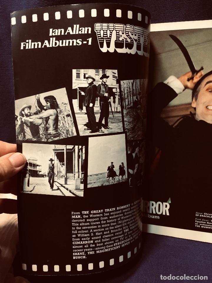 Cine: HORROR IAN ALLAN FILM ALBUMS 2 1971 - Foto 2 - 192154917