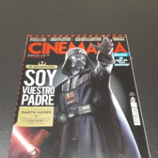 Cine: CINEMANIA N° 197. FEBRERO 2012. STAR WARS.. Lote 192214027