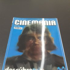 Cine: CINEMANIA N° 117. JUNIO 2005. STAR WARS.. Lote 192215505