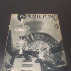 Cine: PRIMER PLANO N° 81. 3 DE MAYO 1942. MEDITACIÓN JUNTO AL QUINQUÉ.. Lote 192319088