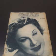 Cine: PRIMER PLANO N° 146. 1 DE AGOSTO 1943. MARY DELGADO.. Lote 192319438