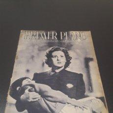Cine: PRIMER PLANO N° 167. 26 DE DICIEMBRE 1943. PASTORA PEÑA, LUISITO MARTINEZ, GRETA GARBO.. Lote 192321567