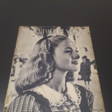 Cine: PRIMER PLANO N° 164. 5 DE DICIEMBRE 1943. SILVIA MORGAN EN ARRIBADA FORZOSA. RAFAEL DURÁN.. Lote 192322935