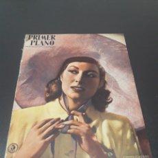 Cine: PRIMER PLANO N° 366. 19 DE OCTUBRE 1947. GREER GARSON.. Lote 192323532