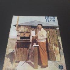 Cine: PRIMER PLANO N° 325. 5 DE ENERO 1947. ROBERT TAYLOR, MARIA MONTEZ, JEAN PIERRE AUMONT.. Lote 192325277