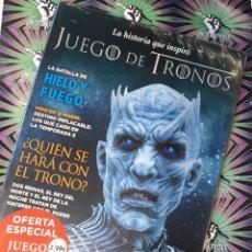 Cine: LA HISTORIA QUE INSPIRÓ JUEGO DE TRONOS. Lote 192325543