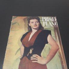 Cine: PRIMER PLANO N° 321. 8 DE DICIEMBRE 1946. MAUREEN O'HARA, CLAUDETTE COLBERT, JOSEPH COTTEN.. Lote 192326608