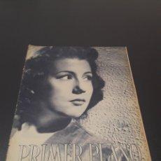 Cine: PRIMER PLANO N° 161. 14 DE NOVIEMBRE 1943. PASTORA PEÑA.. Lote 192329148
