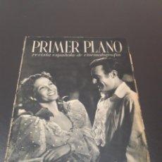 Cine: PRIMER PLANO N° 77. 5 DE ABRIL 1942. CONCHITA MONTES, JULIO PEÑA, WALLACE BEERY, ANN RUTHEFORD, BOLE. Lote 192338863