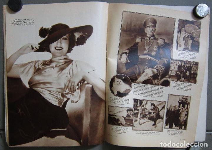 Cine: ZZ67D FAY WRAY VELEZ MACDONALD REVISTA AMERICANA en ESPAÑOL CINE MUNDIAL FEBRERO 1934 Nº 2 VOL XIX - Foto 2 - 192489465