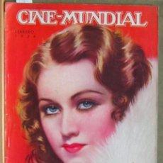 Cine: ZZ67D FAY WRAY VELEZ MACDONALD REVISTA AMERICANA EN ESPAÑOL CINE MUNDIAL FEBRERO 1934 Nº 2 VOL XIX. Lote 192489465
