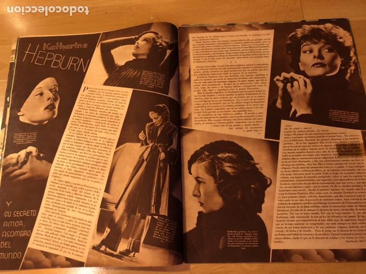 Cine: Revista cinegramas sep 1935 Miriam hopkins katharine hepburn myrna loy Glenda farrell - Foto 4 - 192669250