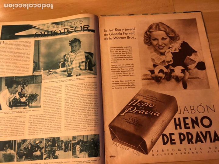 Cine: Revista cinegramas sep 1935 Miriam hopkins katharine hepburn myrna loy Glenda farrell - Foto 6 - 192669250