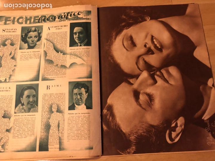 Cine: Revista cinegramas sep 1935 Miriam hopkins katharine hepburn myrna loy Glenda farrell - Foto 8 - 192669250