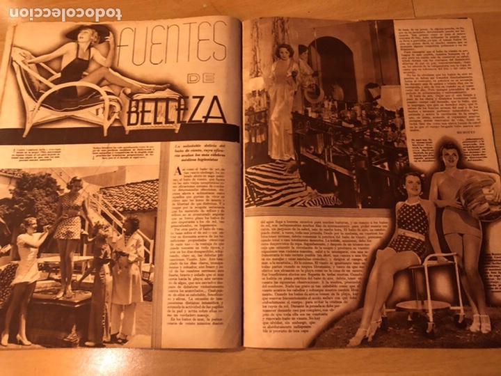 Cine: Revista cinegramas sep 1935 Miriam hopkins katharine hepburn myrna loy Glenda farrell - Foto 10 - 192669250