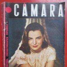 Cine: REVISTA CAMARA QUINCENAL CINE ELLA RAINES Nº 49 1945 RC1. Lote 192798453
